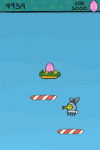 Doodle Jump Easter Special screenshot 3