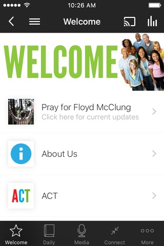 Living Hope Church Hamilton screenshot 1
