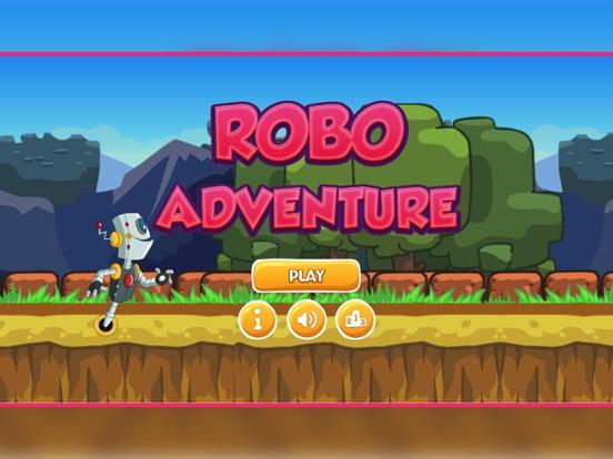 Robo Adventure на iPad