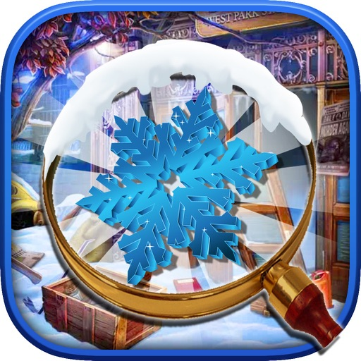 Winter - Hidden Objects iOS App