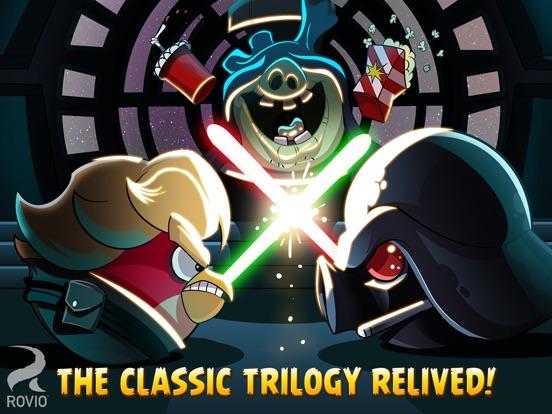 Angry Birds Star Wars HD Screenshot