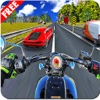 Crazy Bike Race : Traffic Racing Free