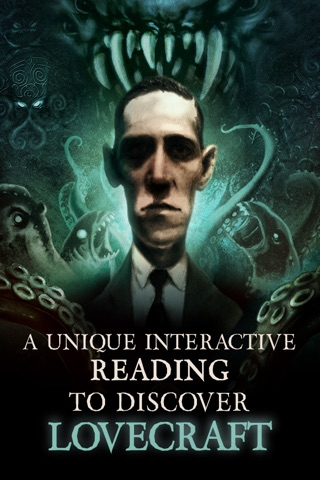 iLovecraft (H.P. Lovecraft Collection Vol.1) screenshot 1