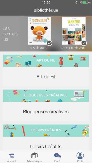 Loisirs créatifs by Eyrolles : DIY, tuto...Capture d'écran de 3