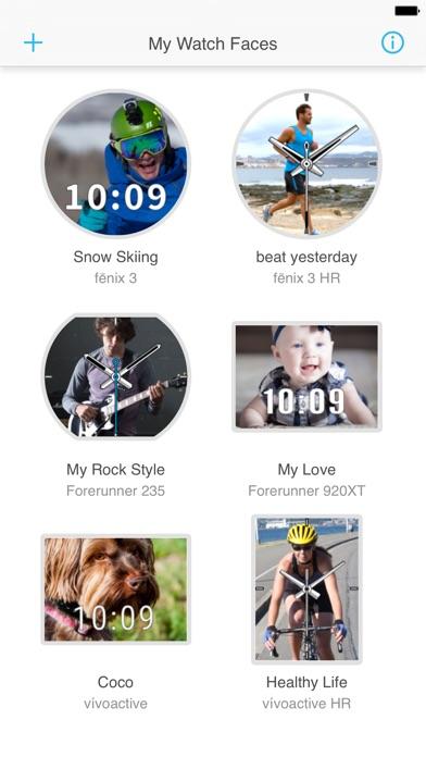 ภาพหน้าจอของ iPhone 1