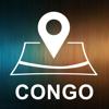Kongo, Offline-Auto GPS Wiki