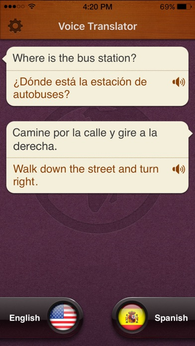 download Traduction Vocal Pro apps 1