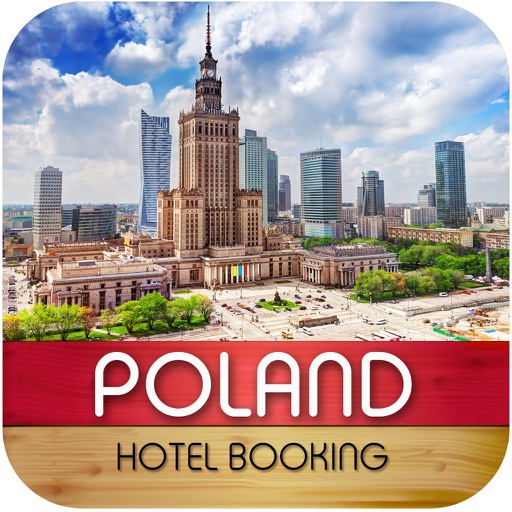 Poland hotel booking search by koong pit wan for E booking hotel