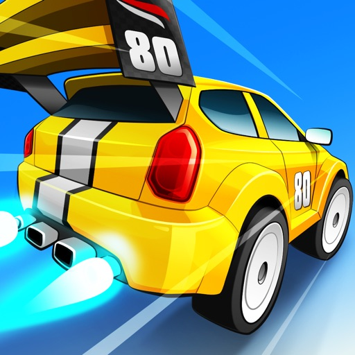 Rally Run app for ipad