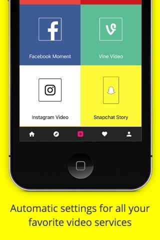 PocketVideo - Video Editor screenshot 4