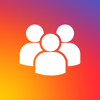 Followers Manager + Analytics Report for Instagram