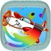 Aircraft Coloring Book : 画画涂色 圖畫書 如何學 嬰兒遊戲 弟子规