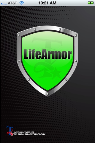 LifeArmor screenshot 1