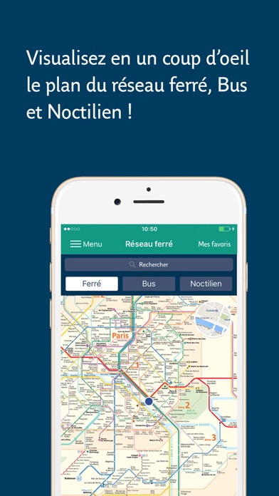 download RATP apps 1