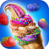 School Ice Cream Party Barn Spel