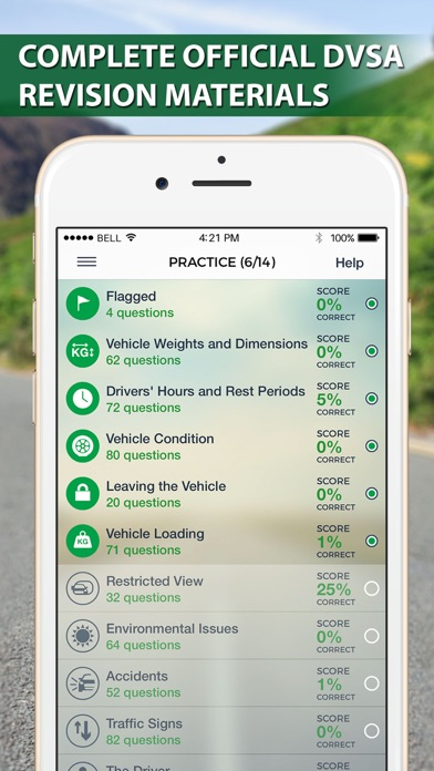 download LGV Theory Test and Hazards appstore review