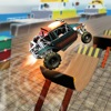 MMX Hill Climb 2 : Top Car Stunts Off Road Racing
