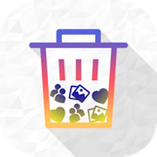 insta cleaner for instagram - Mass unfollowers iOS App