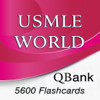 USMLE World QBank 5600 Flashcards & Exam Quiz Wiki
