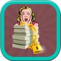 Crazy PURPLE Slots Machine - Free icon