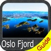 Marine : Oslo Fjord - GPS Map Navigator