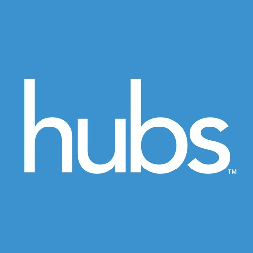 hubs POWER iOS App