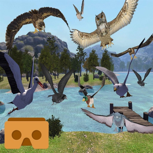 VR Bird Hunter 3D iOS App