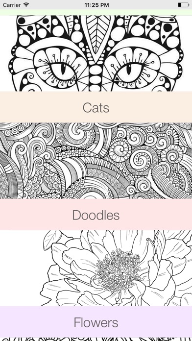 Colorjoy Coloring Book For Adults And Kids On The App Store