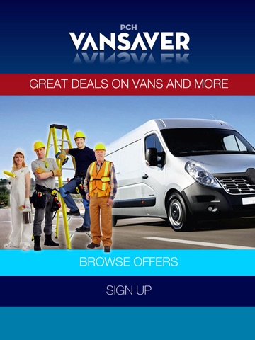 PCH Vansaver screenshot 1