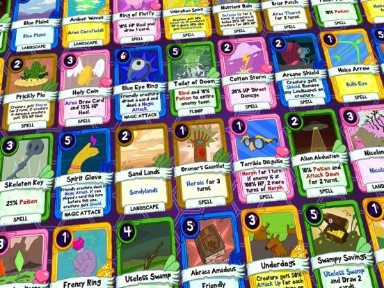 Card Wars Kingdom - 어드벤처 타임 카드 게임 앱스토어 스크린샷