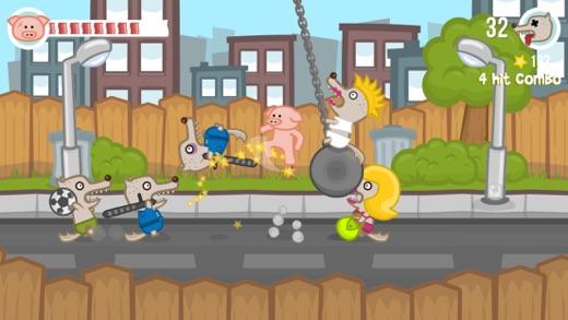 Iron Snout+ Pig Fighting Game Screenshot