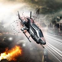 A Super Explosive Sky : Helicopter Adrenaline