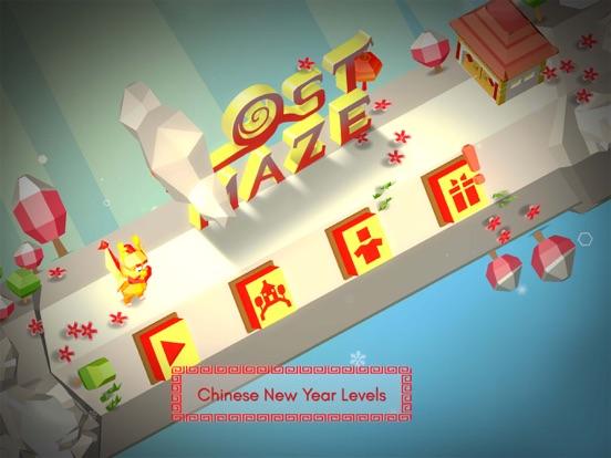 LOST MAZE для iPad