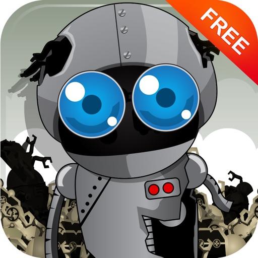 Robbi - Escape The Robot Scrap Yard Free iOS App