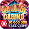 Slots - Huuuge Casino: Free Slot Machines