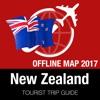新西兰 旅遊指南+離線地圖