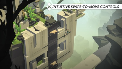 Screenshot #7 for Lara Croft GO