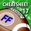 Fantasy Football Cheatsheet 2017