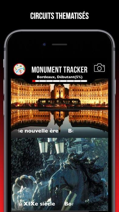 Paris guide voyage Monument Tracker carte offlineCapture d'écran de 4