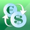 Convertitore dollaro per Eur