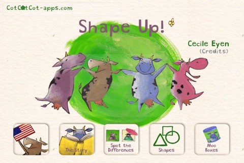 Shape up! by CotCotCot screenshot 1