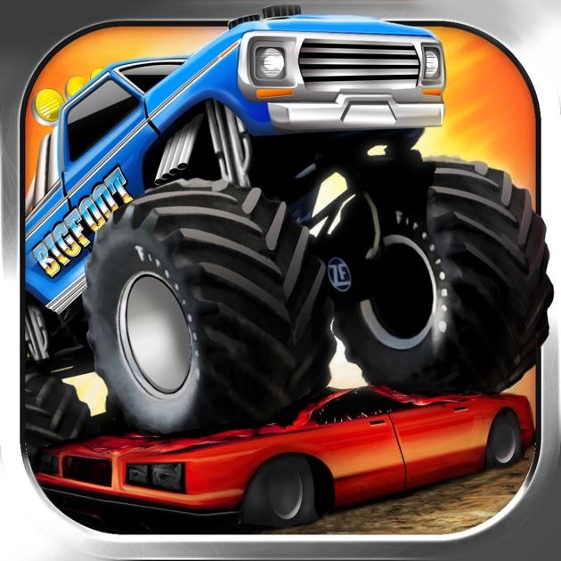 Monster Truck Destruction On The App Store