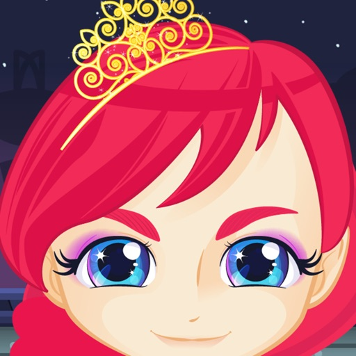 Princess World For Shimmer and Shine Icon