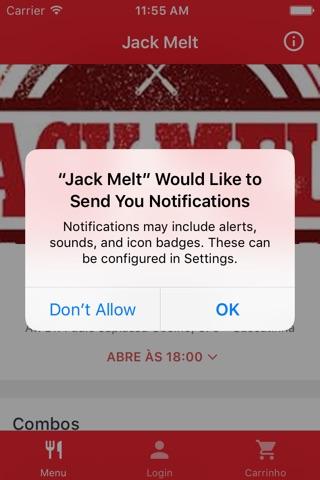Jack Melt Delivery screenshot 1