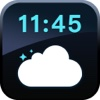 Weather Clock - Simple and Beautiful Alarm Clock