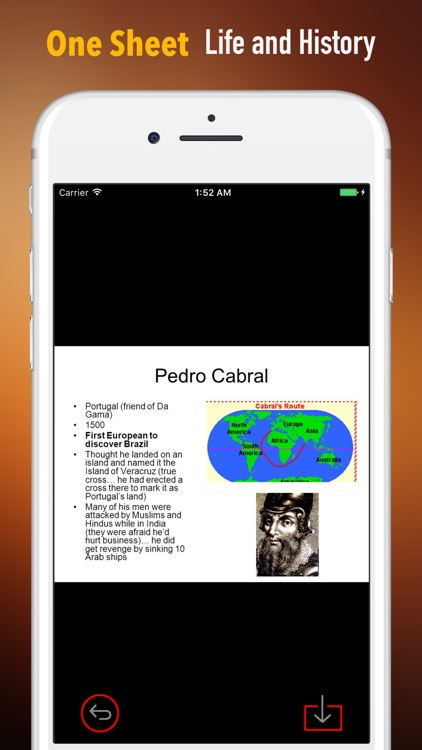 Biography And Quotes For Pedro Cabral By Whaleparadise Labs
