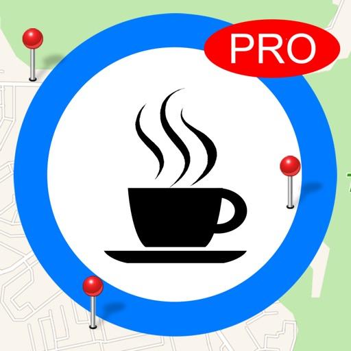 Кафе рядом Pro