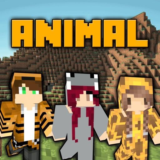 Animal Skins - New Skins for Minecraft PE & PC iOS App