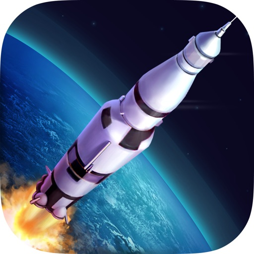 Rocket Simulator 3D - Space Flight Pro