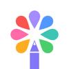 Coloring Art - färgläggningssidor för både barn